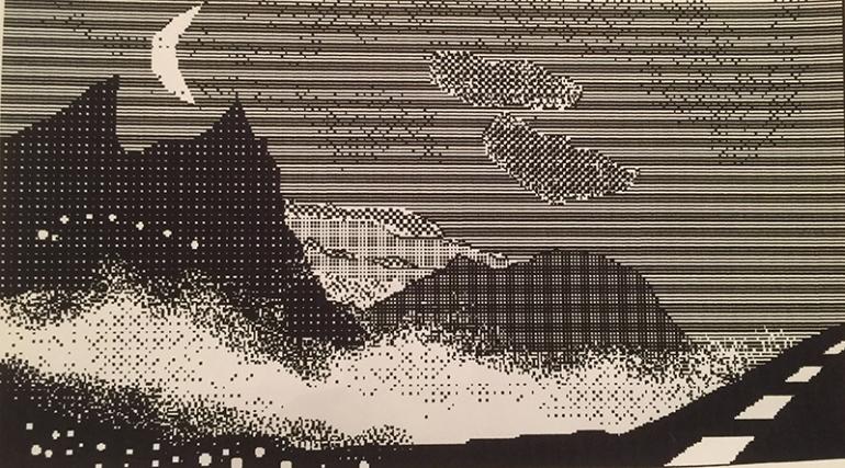 pixelbild